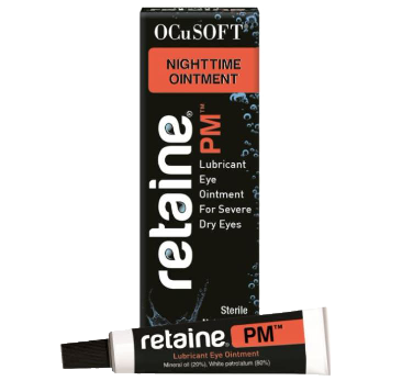 retaine pm nighttime lubricant ointment